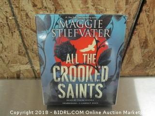 All the Crooked Saints-Audiobook (sealed)