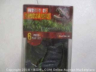 World of Dinosaurs  Play Set