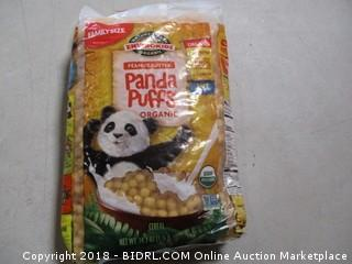 Panda Puffs