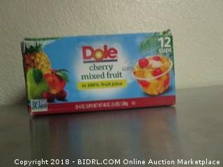 Dole Cherry Mixes Fruit