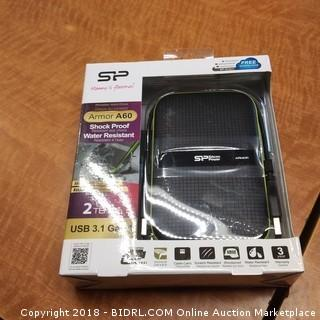 SP Portable Hard Drive