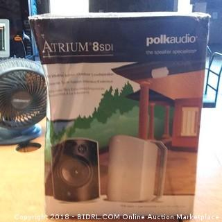 Polkaudio Atrium  All Weather Indoor/Outdoor Loudspeaker