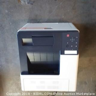 Xerox Phaser 6510  Color Printer  Powers On