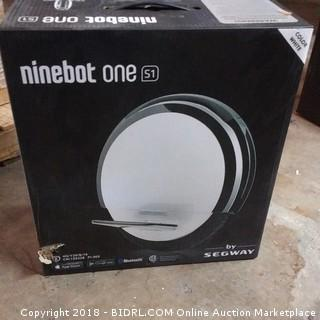 Ninebot One  Powers On
