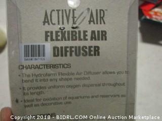 Flexible Air Diffuser