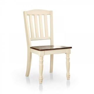 Furniture of America Pauline Cottage Style Dining Chair, Set of 2 (Retail $184.00)