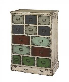 Powell Company Parcel 13-Drawer Cabinet (Retail $159.00)