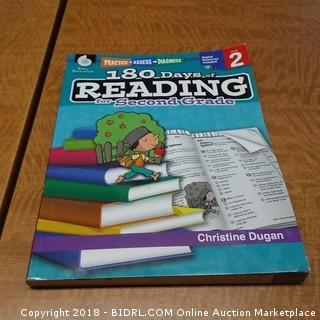 180 Days of Reading the Second Grade