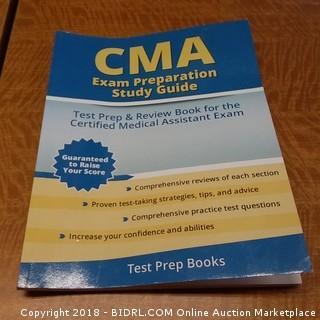 CMA Exam Preparation Study Guide