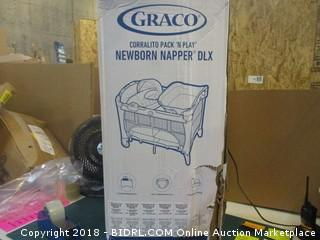 Graco Newborn Napper DLX Factory Sealed