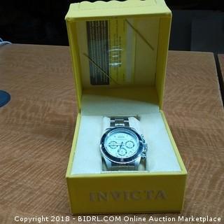 Invicta Professional 200M Speedway Watch in Case