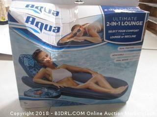Aqua 2 in 1 Lounge