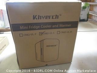 Knverch Mini Fridge Cooler and Warmer