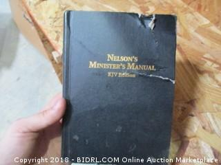 Ministers Manual