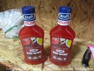Red Wine Dressing