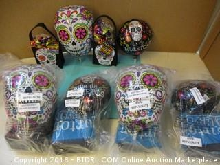 Day of the Dead Candy Bag  Gift Assortment