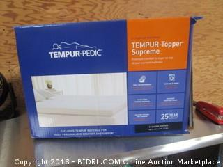 "Tempur-Pedic Topper 3"" Queen"