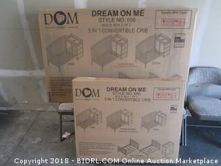 Dream on Me Convertible Crib