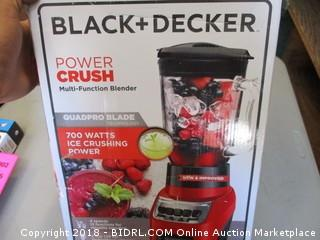 Black + Decker Blender