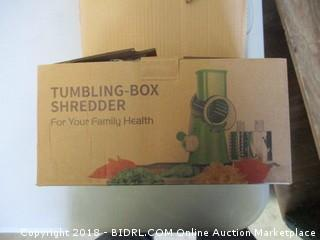 Tumbling Box Shredder