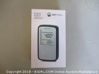 Digital Radon Detector