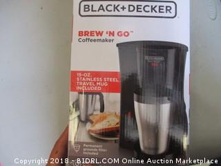 Black and Decker Coffeemaker