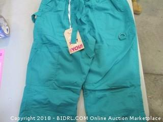 Surgical Scrub Pants Size M