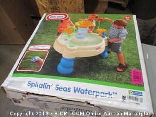Spiralin' Seas Waterpark