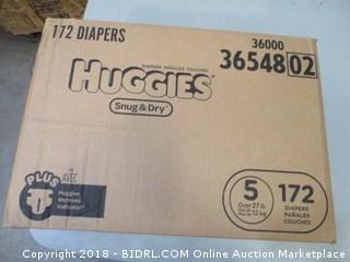 Huggies Size 5