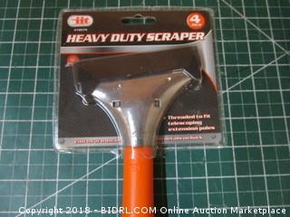 Heavy Duty Scraper