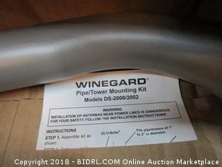 Wineguard  Pipe/ Tower Mounting Kit