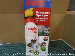 Solo Pressure Sprayer