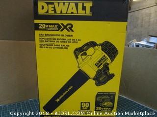DeWalt Brushless Blower