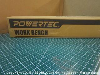 Powertec Work Bench