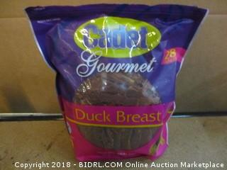Gourmet Duck Breast Pet Snacks