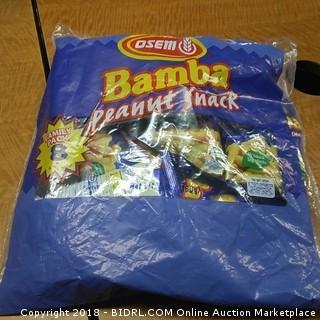 Bambo Peanut Snacks