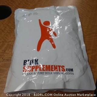 Bulk Supplements Clean & Pure Bulk Supplements