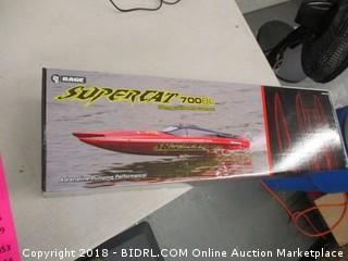 Super Cat 700 BL Remote Boat