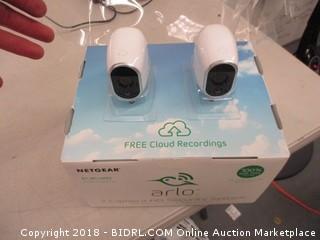 Arlo 2 Camera HD Security System