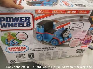Thomas Power Wheels