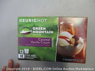 Green Mountain Carmel Vanilla Cream K-Cups