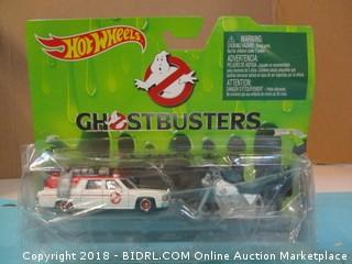 Hot Wheel Ghostbusters