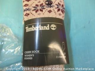 Timberland Cabin Socks