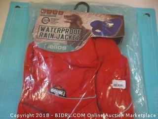 Dog waterproof rain Jacket
