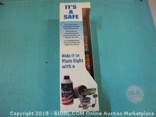 Barbasol Shave Cream Safe