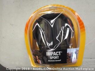 Impact Sport Earmuffs