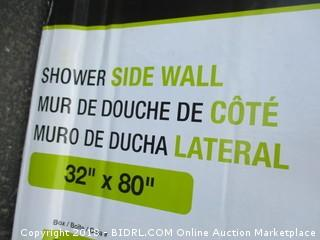 Shower Side Wall