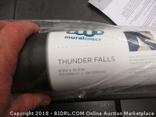Thunder Falls Roll Paper