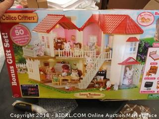 Calico Critters toy