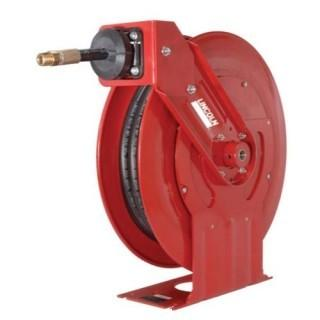 "Lincoln Lubrication 94552 50' x 1/4"" Heavy Duty Grease Reel Assembly (Retail $504.00)"